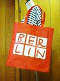 【BERLIN】エコバッグ:レッド