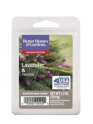 画像1: 【Better Homes and Gardens】ワックスキューブ(ワックスメルト):ラベンダー&フリージア