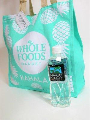 画像4: 【Whole Foods Market/ホールフーズマーケット】ハワイ限定☆エコバッグ:カハラブルーパイン