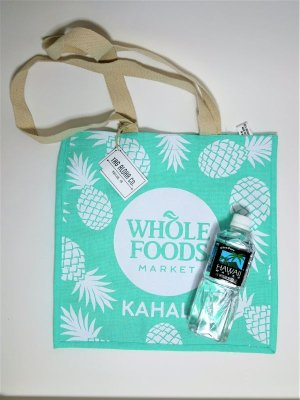 画像5: 【Whole Foods Market/ホールフーズマーケット】ハワイ限定☆エコバッグ:カハラブルーパイン