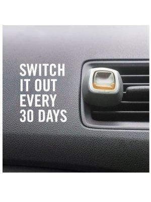 画像5: 【USファブリーズ】車用芳香剤(2個入り):オーシャン