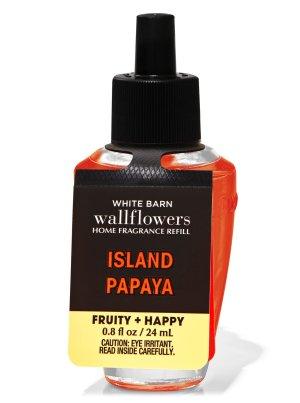 画像1: 【Bath&BodyWorks】Wallflowers詰替リフィル:アイランドパパイヤ