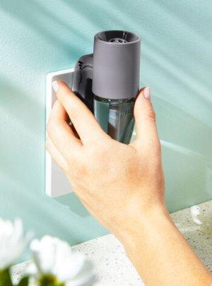 画像2: 【Bath&BodyWorks】香りの強さが調節できる★Wallflowers本体:グレーAdjustable