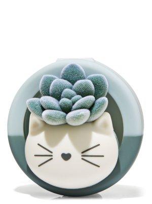 画像1: 【Bath&BodyWorks】セントポータブルバイザークリップ(本体ケース):キティーサキュレント